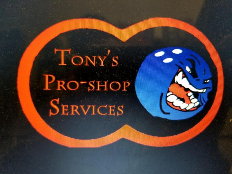 TONY'S PRO SHOP...SKYWAY BOWL..