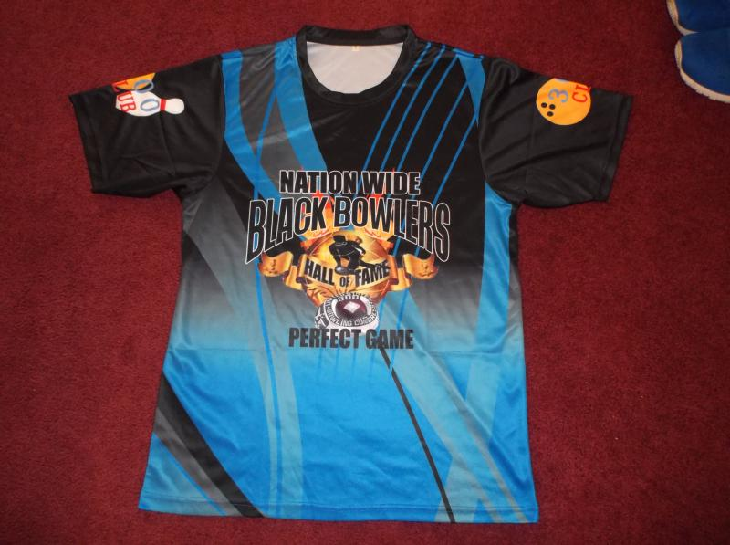SUBLIMATE 300 GAME SHIRT
